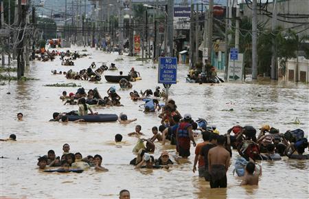 Typhoon Ketsana